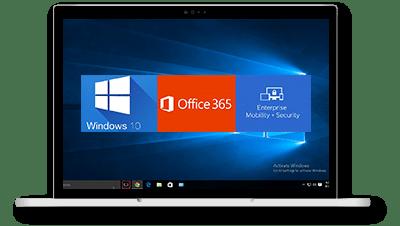 microsoft 365 laptop