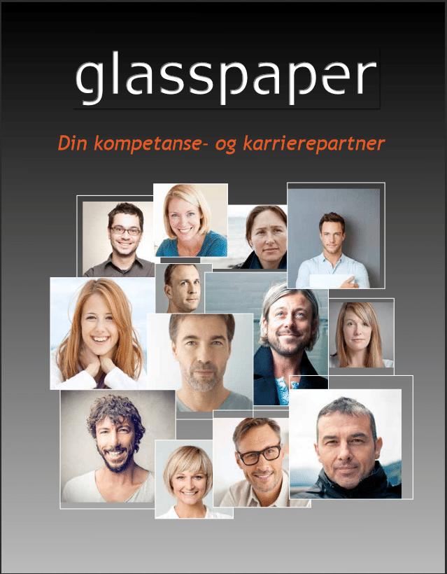 glasspaper cover