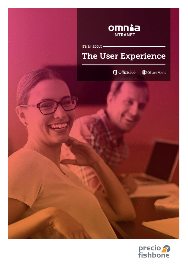 its all about the user experience