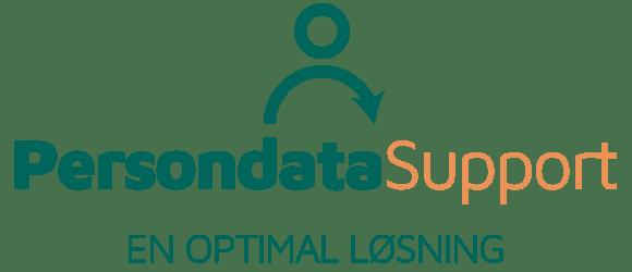 persondatasupport en optimal losning logo