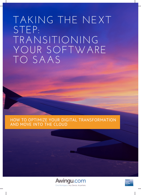 Transitioning your Software to SaaS