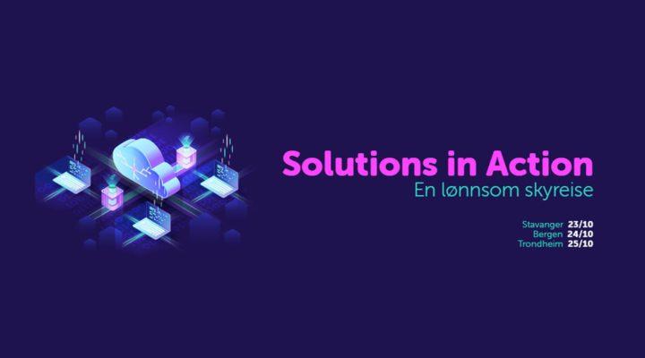Solutions in Action – et arrangement du ikke vil gå glipp av
