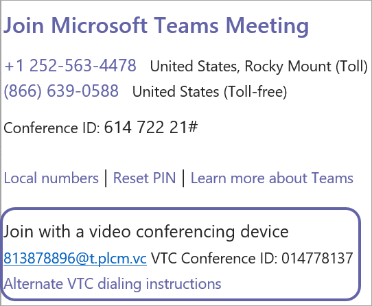 Join Microsoft Teams Training